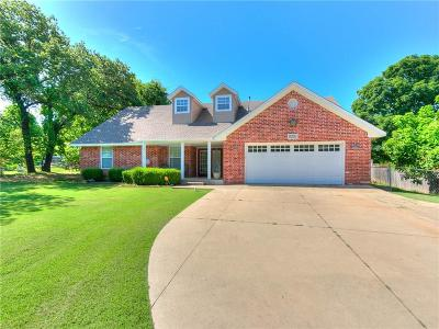 Choctaw Single Family Home For Sale: 15300 Morningside Drive