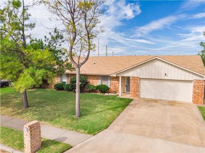 Altus Single Family Home For Sale: 801 Windsor Drive