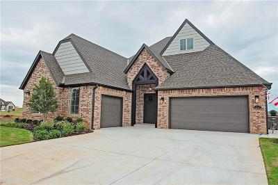 Edmond Single Family Home For Sale: 6301 NW 153rd Street