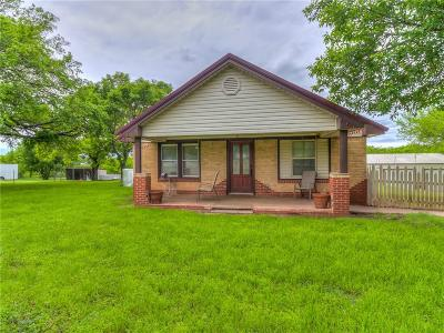 Guthrie Single Family Home For Sale: 4701 S Pine Street