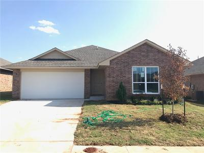 Edmond Single Family Home For Sale: 2524 NW 197th Terrace