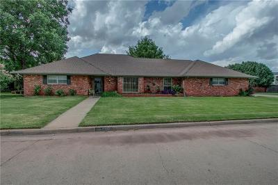 Oklahoma City Single Family Home For Sale: 2501 NW 121st Street
