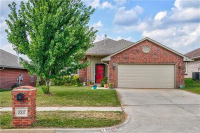 Midwest City OK Single Family Home Pending: $184,900
