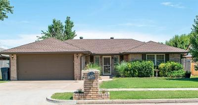 Oklahoma City Single Family Home For Sale: 1509 SW 93rd Street
