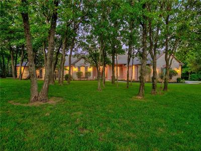 Edmond Single Family Home For Sale: 6400 Stone Valley Drive