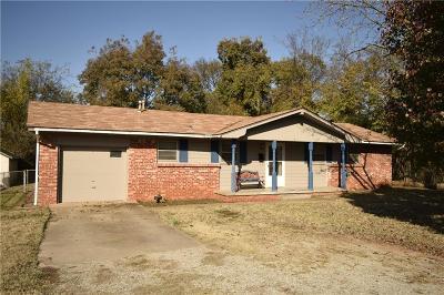 Shawnee Single Family Home For Sale: 106 W Pulaski Street