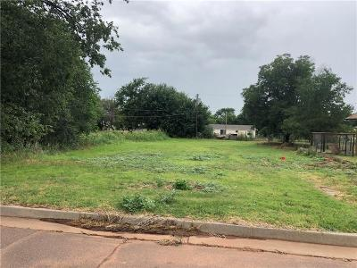 Sayre Residential Lots & Land For Sale: 911 N 6th Street