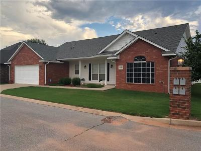 Guthrie Single Family Home For Sale: 1229 Cedar Creek Court