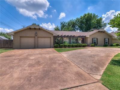 Oklahoma City Single Family Home For Sale: 2900 Wilton Lane
