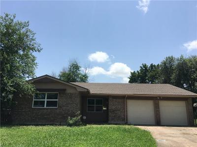 Oklahoma City Single Family Home For Sale: 4708 SE 45th Street