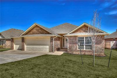Yukon Single Family Home For Sale: 712 Windy Lane