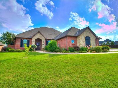 Edmond Single Family Home For Sale: 816 Bayonne Bridge Court