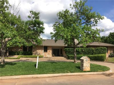 Oklahoma City Single Family Home For Sale: 11816 Quail Creek Road