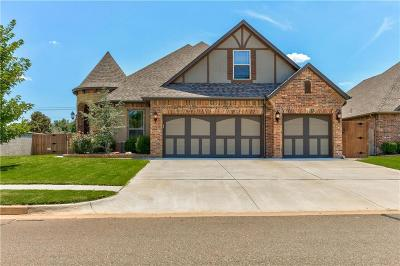 Oklahoma City Single Family Home For Sale: 8600 NW 123rd Street