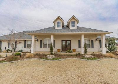 Single Family Home For Sale: 288 W Redbud Road #GOLDSBY