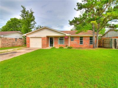 Tecumseh Single Family Home For Sale: 215 Edd Drive