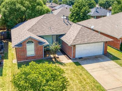 Oklahoma City Single Family Home For Sale: 11425 Wallace Avenue