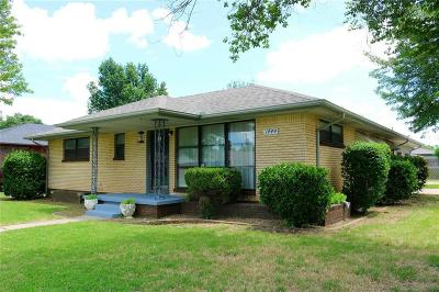 Oklahoma City OK Single Family Home Pending: $100,000