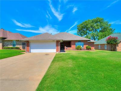 Midwest City Single Family Home For Sale: 1909 Windsong Drive