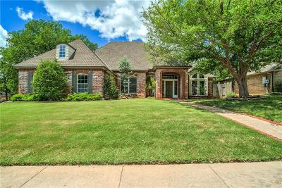 Edmond Single Family Home For Sale: 2401 Redvine Road