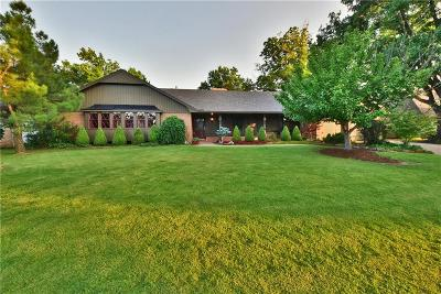 Oklahoma City Single Family Home For Sale: 3000 Wilton Lane