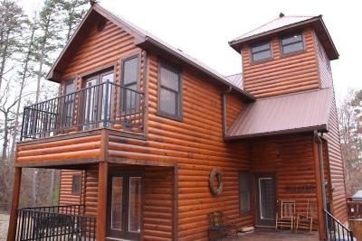 Broken Bow Single Family Home For Sale: 71 Ridge View Road