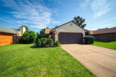 Edmond Single Family Home For Sale: 517 W 7th Street