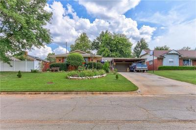 Oklahoma City Single Family Home For Sale: 2612 NW 52nd Street