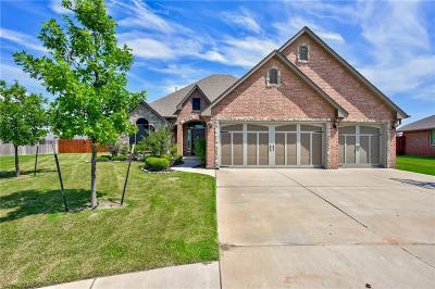 Oklahoma City Single Family Home For Sale: 13540 Gentry Drive