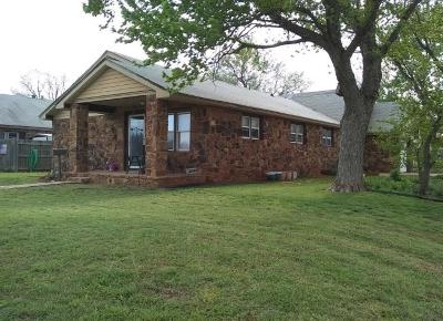 Elk City Single Family Home For Sale: 819 N Walker Avenue