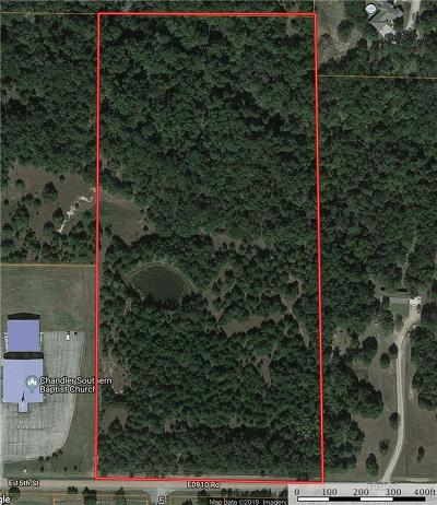 Lincoln County Residential Lots & Land For Sale: E 15th Street