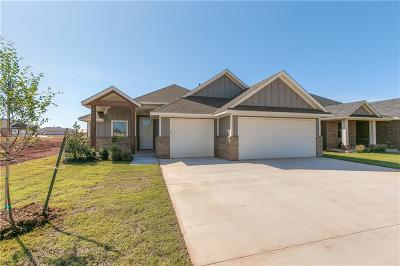 Edmond Single Family Home For Sale: 6296 NW 178th Terrace