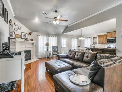 Moore Single Family Home For Sale: 4225 Red Apple Terrace