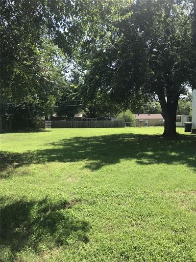 Del City OK Residential Lots & Land For Sale: $12,000