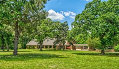 Shawnee Single Family Home For Sale: 3330 N Oklahoma Avenue