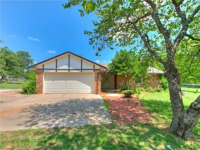 Choctaw Single Family Home For Sale: 17897 Tall Oak Road