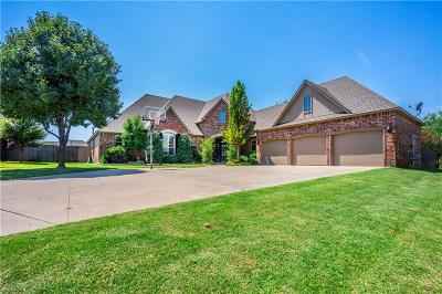 Edmond Single Family Home For Sale: 1728 NW 183rd Terrace