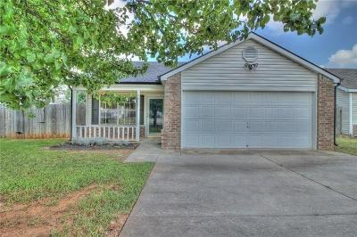 Norman Single Family Home For Sale: 2812 Cedarcrest Street