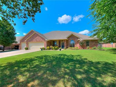 Edmond Single Family Home For Sale: 1209 Mid Iron Lane