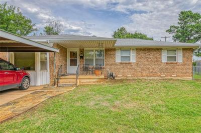 Norman Single Family Home For Sale: 115 Mimosa Drive