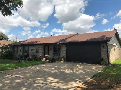 Elk City Single Family Home For Sale: 2020 W 7th Place