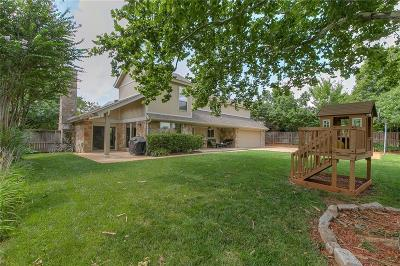 Oklahoma City Single Family Home For Sale: 11104 Rock Ridge Road