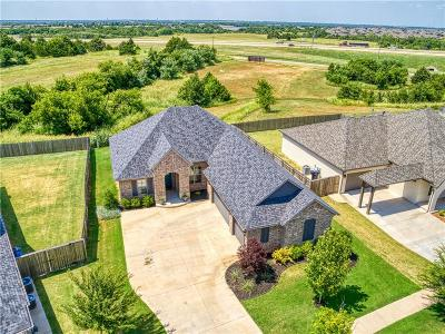 Oklahoma City Single Family Home For Sale: 13533 Cobblestone Curve Road