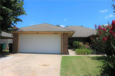Oklahoma City Attached For Sale: 7910 Harvest Moon Road