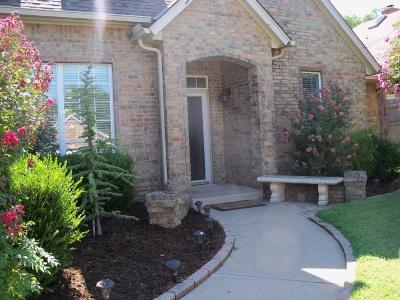 Edmond Single Family Home For Sale: 13908 Briarwyck