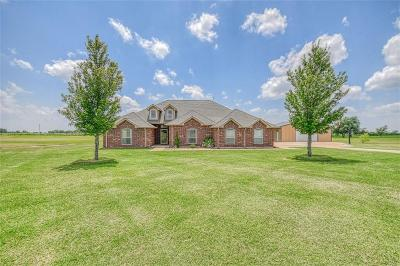 McClain County Single Family Home For Sale: 21920 197th Street