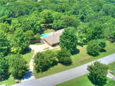 Edmond Single Family Home For Sale: 12509 Teakwood Road