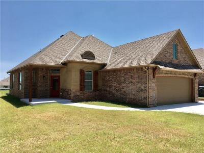 Choctaw Single Family Home For Sale: 2414 Forest Crossing Drive