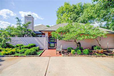 Oklahoma City Single Family Home For Sale: 6117 Plum Thicket Road