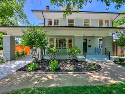 Single Family Home For Sale: 227 NW 21st Street